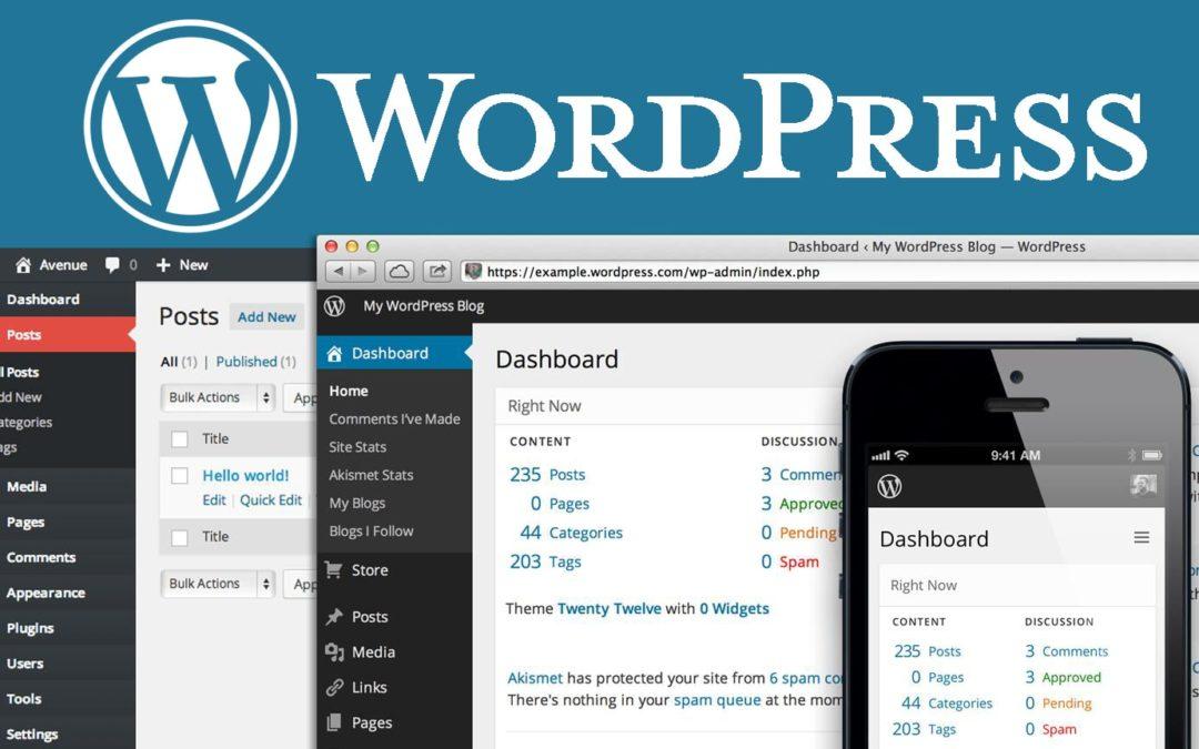 Podstawowe przygotowanie silnika WordPress do stworzenia nowej strony WWW